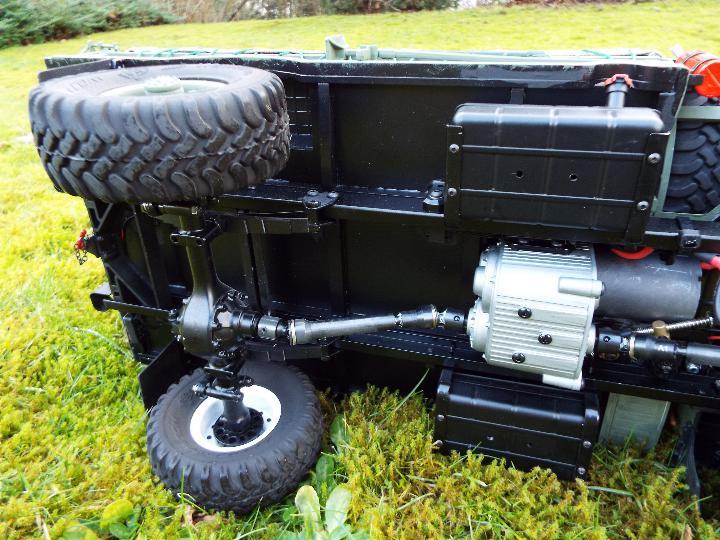 CROSSRC - HC4 4 x 4 4WD TRUCK model. - Image 9 of 11
