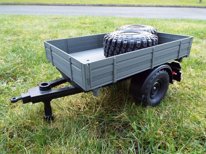 CROSSRC - HC4 4 x 4 4WD TRUCK model. - Image 9 of 10
