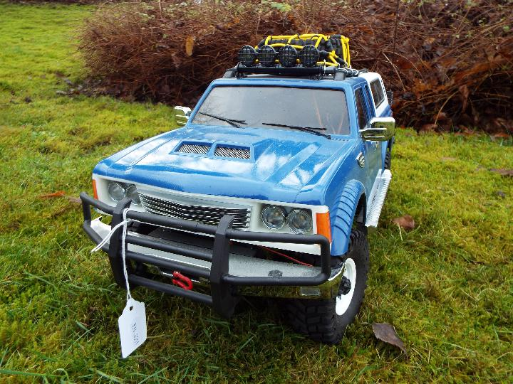 CrossRC - AT4 EMO 4WD off road adventure truck. - Image 3 of 10