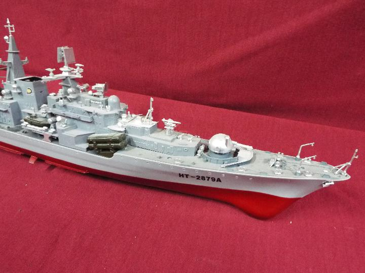 A radio controlled 'Smasher' Destroyer. - Image 2 of 6