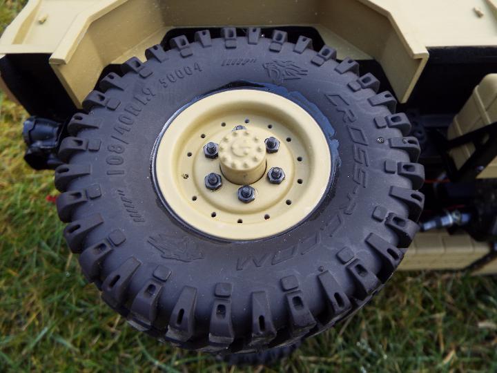 CROSSRC - HC4 4 x 4 4WD TRUCK model. - Image 10 of 10