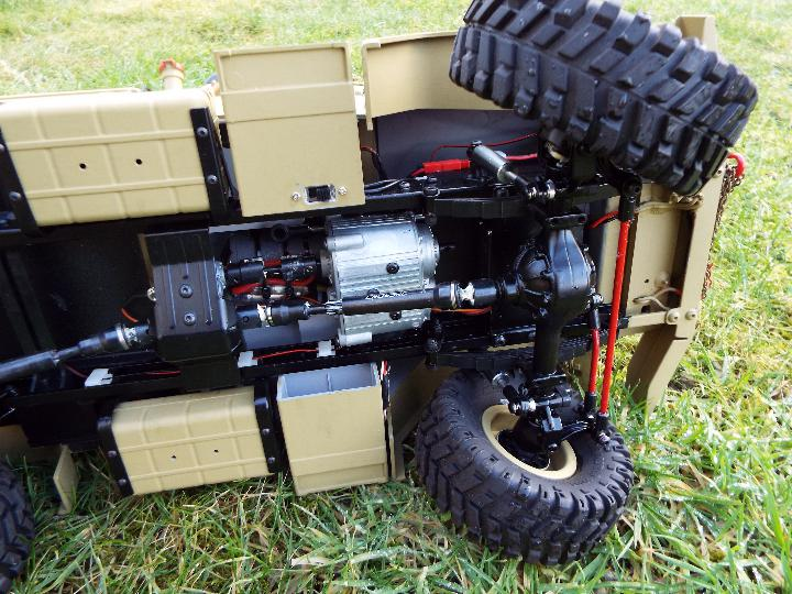 CROSSRC - HC4 4 x 4 4WD TRUCK model. - Image 7 of 10