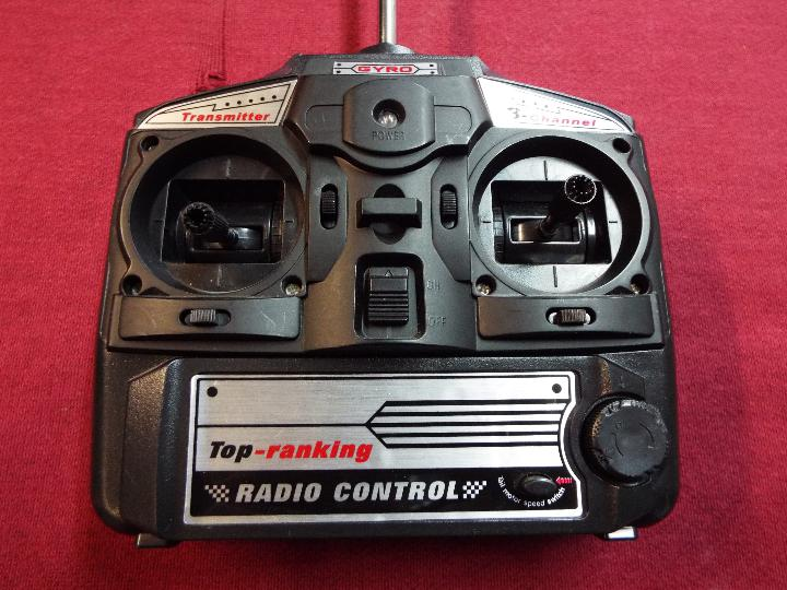 Gyro - A Gyro unboxed 'Top Ranking' Radio Transmitter / Control unit. 3 Channel. 27 MHz. - Image 2 of 3