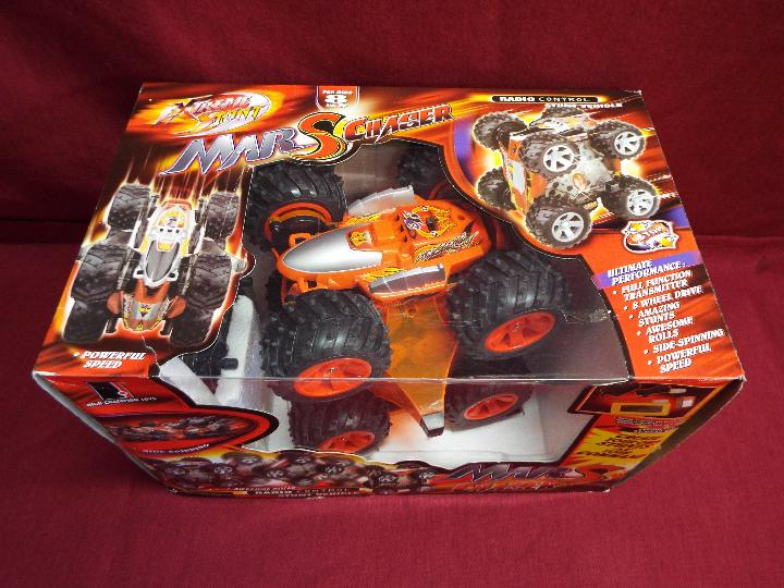 Remote Control - a Mars Chased radio control stunt vehicle by High Champion Toys, - Image 2 of 3