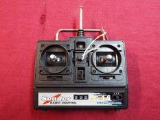 Sender - radio control transmitter (27.