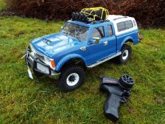 CrossRC - AT4 EMO 4WD off road adventure truck.