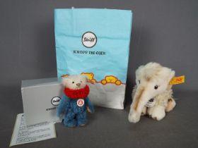 Steiff - A boxed limited edition Steiff Mini Bear # 006463 'Dolly' (11 cm h),