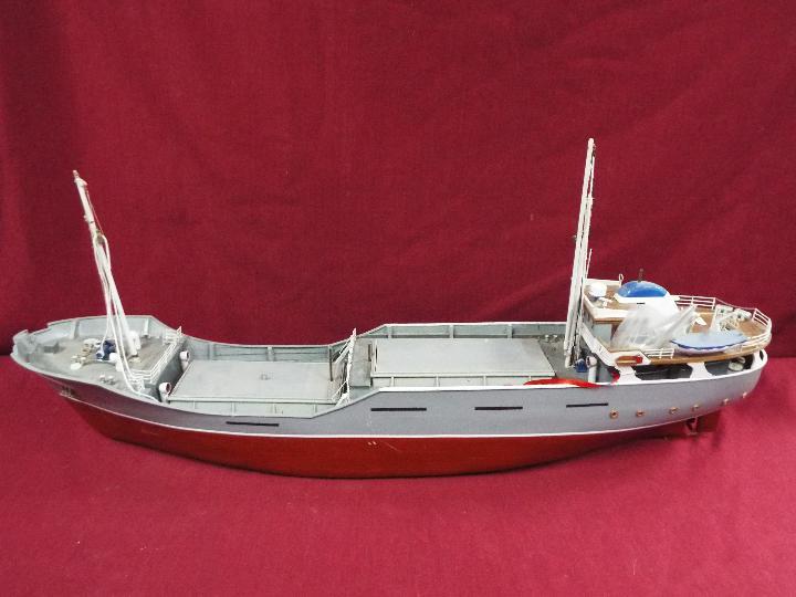 Billing Boats (Denmark) - A built Billings Boat model of a Dutch Coaster 'Mercantic'.
