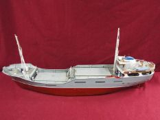 Billing Boats (Denmark) - A built Billings Boat model of a Dutch Coaster 'Mercantic'.