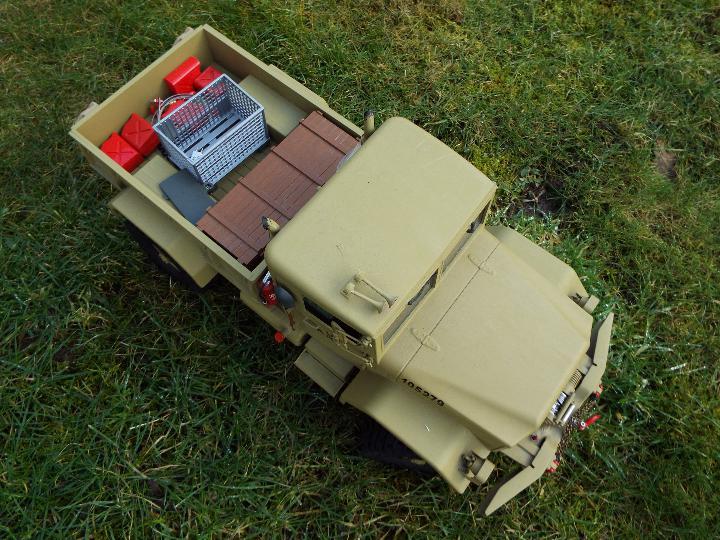 CROSSRC - HC4 4 x 4 4WD TRUCK model. - Image 5 of 10