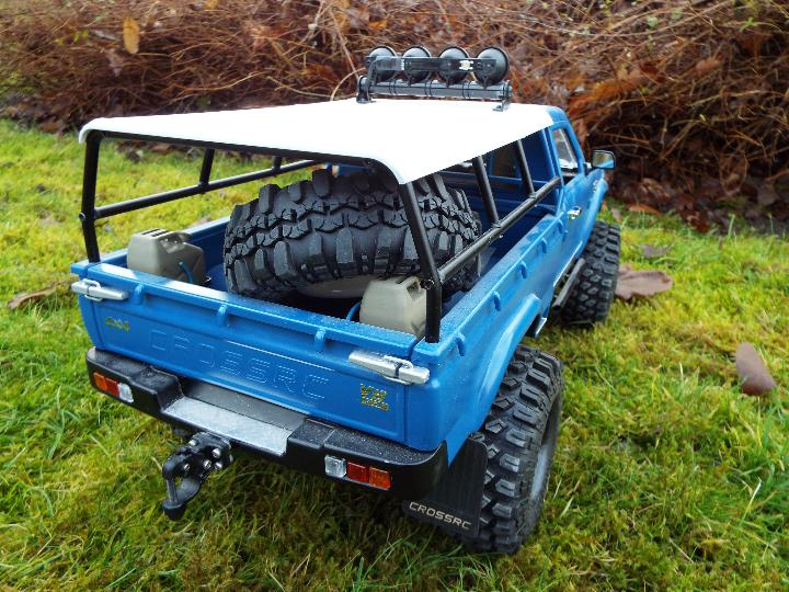 CrossRC - AT4 EMO 4WD off road adventure truck. - Image 5 of 10