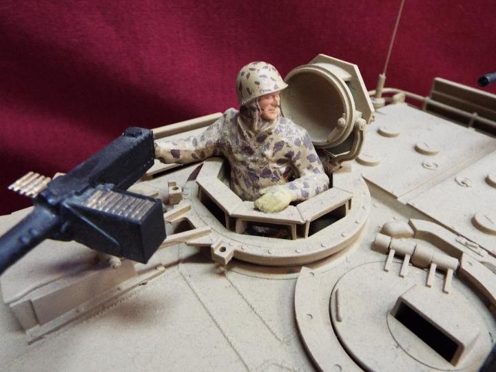 Heng Long - Abrams 1/16 scale M1A2 tank with 2.4 GHz transmitter. - Image 5 of 10