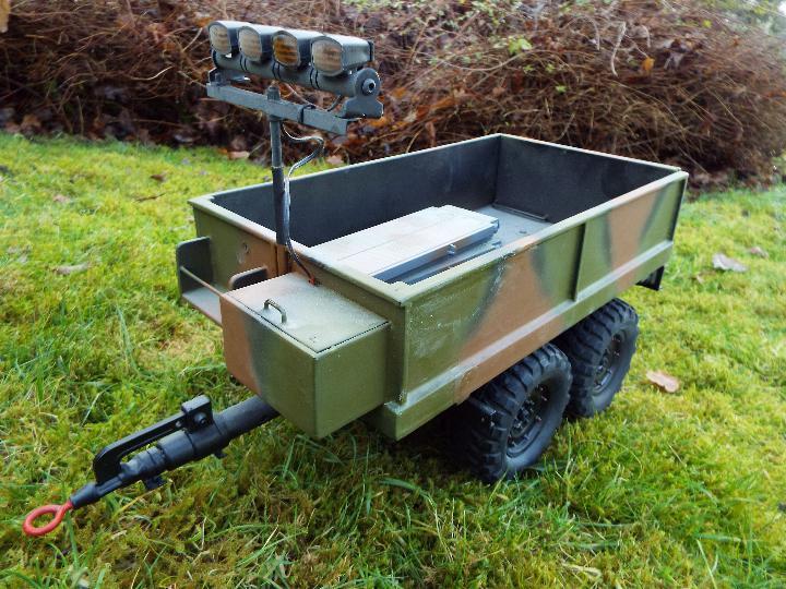 CROSSRC - HC4 4 x 4 4WD TRUCK model. - Image 10 of 11