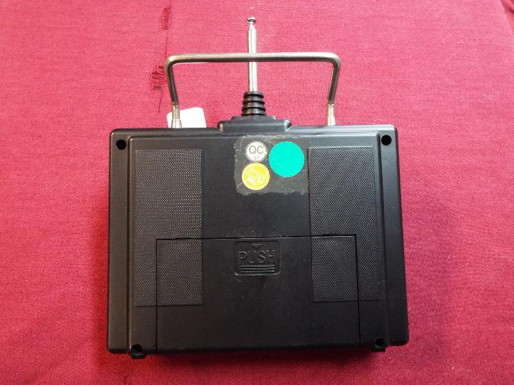 Sender - radio control transmitter (27. - Image 2 of 4