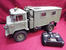 The All New GC4M Kit Scaled at 1/10Military Command Vehicle CrossRC - 4WD Command vehicle.