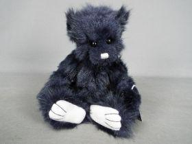 Charlie Bears - A Charlie Bears soft toy teddy bear # CB181721A 'Teddy' designed by Heather Lyell,