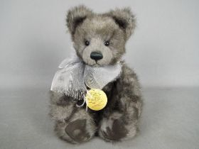 Charlie Bears - A Charlie Bears soft toy teddy bear 'Emma' # CB183952, designed by Isabelle Lee,