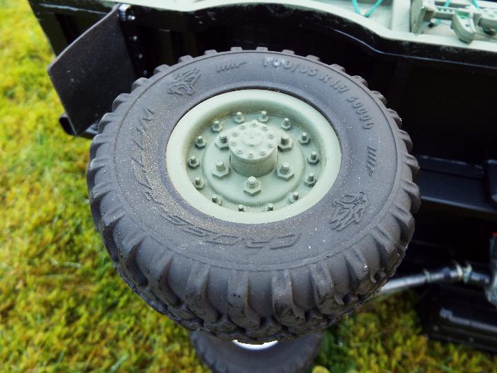 CROSSRC - HC4 4 x 4 4WD TRUCK model. - Image 11 of 11