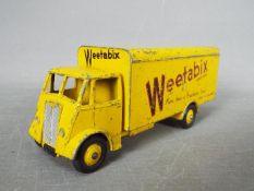 Dinky Toys - An unboxed Dinky Toys #514 Guy Van 'Weetabix'.