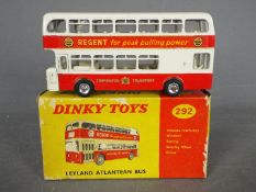 Dinky Toys - A boxed Dinky Toys #292 Leyland Atlantean Bus.