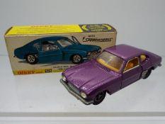 Dinky Toys - A boxed Dinky Toys #165 Ford Capri.