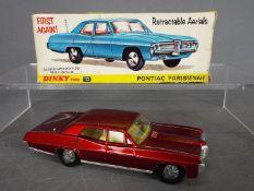 Dinky Toys - A boxed Dinky Toys #173 Pontiac Parisienne.