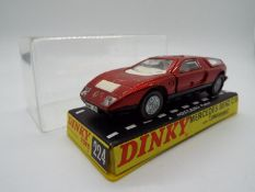 Dinky Toys - A boxed Dinky Toys #224 Mercedes Benz CIII.