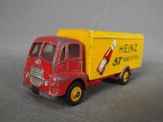 Dinky Toys - An unboxed Dinky Toys #920 Guy Warrior Van 'Heinz'.