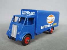 Dinky Toys - An unboxed Dinky Toys #918 Guy Van 'Ever Ready'.