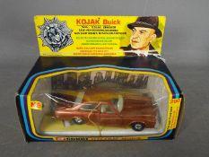 Corgi Toys - A boxed Corgi Toys #290 'Kojak' Buick.