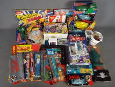 Matchbox, Wesco, Pro Set - A mixed collection of 'Gerry Anderson / TV Themed' toys, trading cards,