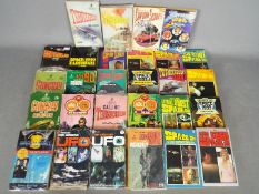 Armada Paperbacks, Gerry Anderson, Captain Scarlet, Thunderbirds, UFO,