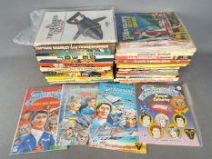 Joe 90; Thunderbirds; Captain Scarlet; TV Century 21,