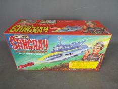 Matchbox - A boxed Stingray Action Submarine.