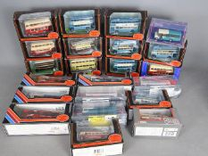 EFE - Corgi Original Omnibus - A collection of 22 boxed 1:76 scale bus models contained in a