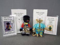 Deb Canham Artist Designs - a Deb Canham Mouse entitled Maurie issued in a limited edition of 150,