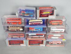 Corgi Original Omnibus - A collection of 14 boxed 1:76 scale bus models including # 97835 Ribble