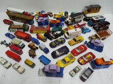 Matchbox - Solido - Corgi - Bburago - A collection of over 50 mostly unboxed diecast models in