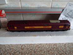 Lima - an OO gauge diesel electric locomotive,