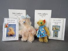 Deb Canham Artist Designs - a Deb Canham bear entitled Joy & Drift issued number #172 with