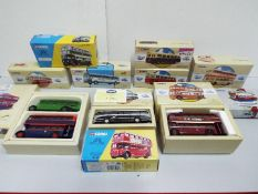 Corgi - Twelve x Bus and Coach Models - # 97230, # 97364, # 97810, # 97173, #98461, #35201,