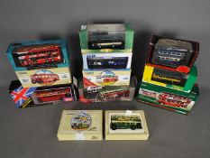 Corgi - Solido - Creative Master - EFE - A collection of 11 boxed bus models in various scales