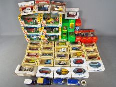 Corgi, Lledo, Other - A mixed collection of boxed diecast and boxed figures.