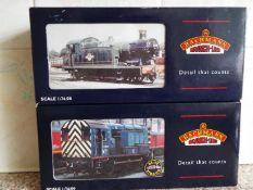 Bachmann Branch-Line - two OO gauge locomotives comprising class 56XX tank locomotive,