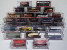 Corgi - Twenty Eight x Bus / Coach Models. Original Omnibus series.