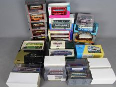Corgi - Original Onibus - A collection of 18 boxed bus models in 1:76 and 1:50 scales including #