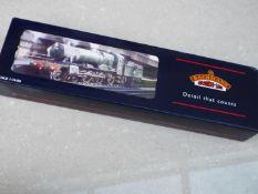 Bachmann Branch-Line - an OO gauge Manor class locomotive and tender 4-6-0 BR black livery E/emblem