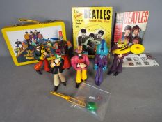 McFarlane Toys, Others - An unboxed set of 'The Beatles Yellow Submarine Figures by McFarlane Toys,