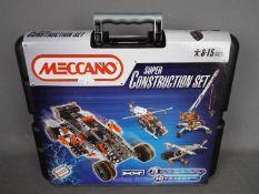 Meccano - # 0570 Super Construction Set.