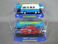 Scalextric - 2 x Volkswagens,